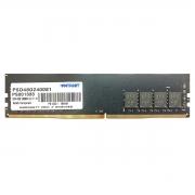 Memória Patriot Signature Line 8GB, DDR4, 2400MHz, CL17, 1.2V - PSD48G240081