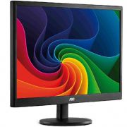 "Monitor AOC E1670SWU 15,6"" LED HD"