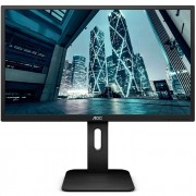 "Monitor AOC 22P1E 21.5"" LED Full HD 60Hz 2ms Ajuste de Altura VGA / HDMI / Display Port"