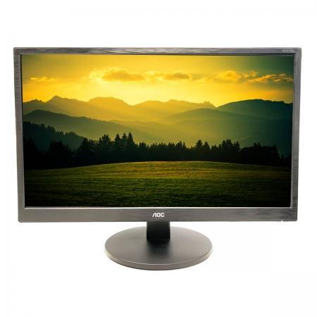 "Monitor AOC 23.6"" LED Full HD, VGA/HDMI, Vesa - M2470SWH2"