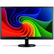 Monitor AOC LED 23.6´ Widescreen Wide View Angle 4:3 5ms DVI M2470SWD