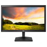 """Monitor LG 19.5"""" LED 20MK400H-B HD (1366 x 768) HDMI/VGA 60Hz 2ms Preto"""
