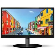 "Monitor Pctop 23.6"" LED Slim Preto VGA / HDMI / Vesa - MLP236HDMI"