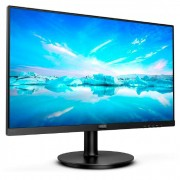 "Monitor Philips 221V8 21.5"", LED Full HD (1920 x 1080), Entradas HDMI e VGA, Bivolt, VESA"