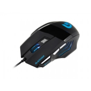 Mouse Fortrek Gamer BLACK HAWK OM703 Usb 2400dpi Pto - 52013