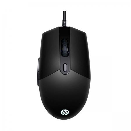 Mouse Gamer HP M260, USB, 6400DPI, LED RGB, 6 Botões, Preto