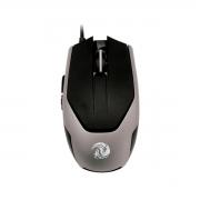 Mouse Gamer OEX Blaze MS311, USB, 3200DPI, Cinza e Preto