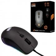 Mouse Gamer OEX Cronos MS320, USB, 7200 DPI, LED RGB, 5 Botões, Sensor Pixart 3212, Cinza