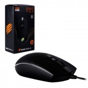 Mouse Gamer OEX Orium MS323, USB, 3200 DPI, LED Rainbow, 6 Botões, Preto