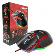 Mouse Gamer Patriot Viper V570, 12000 DPI, RGB, USB