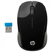 Mouse HP X200 Oman Wireless 1000DPI Preto