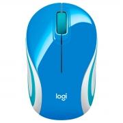 Mouse Logitech M187 Wireless Azul