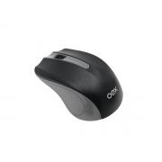 Mouse OEX Experience MS404, Wireless, 1200DPI, Preto e Cinza