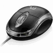Mouse Óptico Classic 1200dpi Box USB Preto - MO179 Multilaser