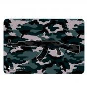 Mouse Pad Gamer Rise Mode AK47 Military Médio RG-MP-04-AKM