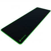 Mouse Pad Gamer Rise Mode Costura Verde Extra Grande RG-MP-06-ZG