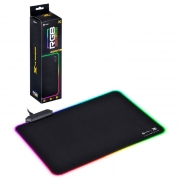 Mouse Pad Gamer Vinik VX Gaming RGB, Antiderrapante, 1 Porta USB, 250x350x3mm - 34684
