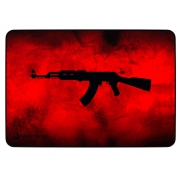 Mouse Pad Rise Mode AK47 Red Grande Bc RG-MP-05-AKR