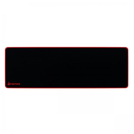 Mouse Pad Rise Mode Zero Vermelho Extended - RG-MP-06-ZR