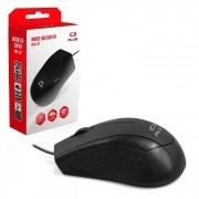 Mouse USB C3Plus MS-27BK, 1000 DPI, Preto