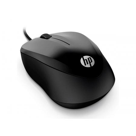 Mouse USB HP 1000 Preto