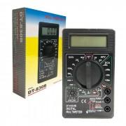 Multimetro Digital GV Brasil DT-830 FRT.898