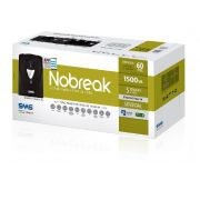 Nobreak 1500VA Bi-115 Sms MANAGER III SENOIDAL - 27572