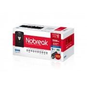 Nobreak 1500VA SMS Manager Net4+ Ent 115V, Saída 115V, 8 Tomadas (6 Traseiro + Extensão) - 27297