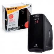 Nobreak 600VA Ragtech Save Digital STD-TI, Trivolt (115-127/220V), Saída 115V, 6 Tomadas - 20SHD4129
