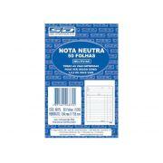 Nota Neutra 1/36, 50 Folhas, 104 x 146 mm, Pacote C/ 20 Unidades, São Domingos - 6875