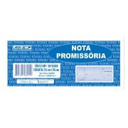 Nota Promissória Grande, 50 Folhas, Contém 20 Unidades, São Domingos - 6091