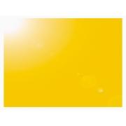 Papel Adesivo Amarelo Brilho, Rolo c/ 15 Metros Gekkofix - 10033BR
