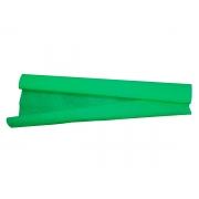 Papel Crepom 48 cm x 2 m, Contém 40 Folhas VMP - Verde Bandeira