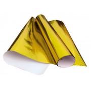 Papel Laminado 48 x 60 cm, Contém 40 folhas VMP - Amarelo