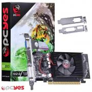 PLACA DE VIDEO 1GB PCYES GT210  PPV210GT6401D2LP