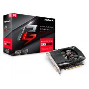 Placa de Video 2gb Asrock Radeon Rx 550 Ddr5 128 Bits