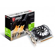 Placa de Video 2gb Msi Gt730 Ddr3 N730-2gd3v3