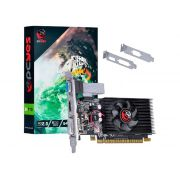 Placa de Vídeo 2GB Pcyes GT710 DDR3 64Bits PA710GT6402D3LP
