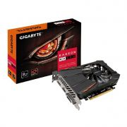 Placa de Video 2gb Rx 550 Gigabyte Radeon Ddr5 128bits - GV-RX550D5-2GD