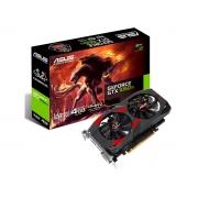 Placa de Vídeo 4GB Asus Geforce GTX1050TI Cerberus, DDR5, 128 Bits - CERBERUS-GTX1050TI-A4G