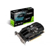 Placa de Vídeo 4GB Asus Geforce GTX 1650 Phoenix DDR5 128Bits PH-GTX1650-O4G