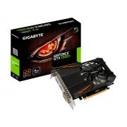 Placa de Video 4gb Gigabyte Geforce Gtx 1050 Ti Ddr5 128bits - GV-N105TD5-4GD