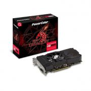 Placa de Video 4gb Power Color Rx550 Ddr5 128bit AXRX 550 4GBD5-DHA