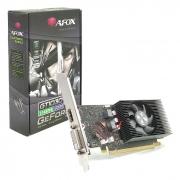 Placa de Vídeo Afox GeForce GT1030, 2GB, DDR5, 64 Bits, Low Profile, HDMI/DVI - AF1030-2048D5L5