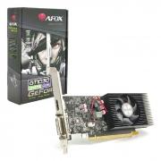 Placa de Vídeo Afox GeForce GT1030, 2GB, DDR5, 64 Bits, Low Profile, HDMI/DVI - AF1030-2048D5L5-V2