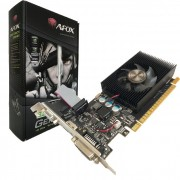 Placa de Vídeo Afox Geforce GT420 2GB DDR3 128 Bits Low Profile HDMI/DVI/VGA - AF420-2048D3L2-V2