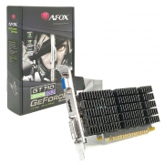 Placa de Vídeo Afox GeForce GT710, 2GB, DDR3, 64 Bits, Low Profile, HDMI/DVI/VGA - AF710-2048D3L7