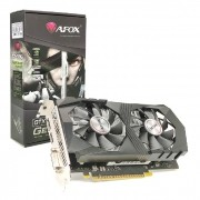 Placa de Vídeo Afox GeForce GTX 1050 TI, 4GB, DDR5, 128 Bits, HDMI/DVI/DP - AF1050TI-4096D5H5