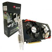 Placa de Vídeo AFOX Geforce GTX 1050 TI 4GB DDR5 128Bits HDMI/DVI/DisplayPort - AF1050TI-4096D5H2