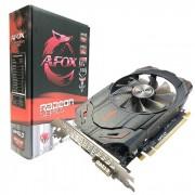 Placa de Vídeo Afox Radeon RX550 2GB DDR5 128 Bits